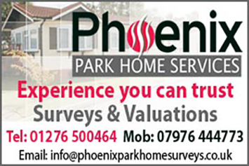Phoenox Park Home Surveys